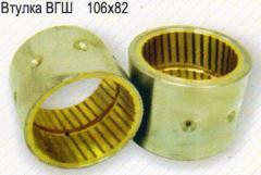 Spare parts for railway equipmen