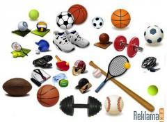 Sports equipmen