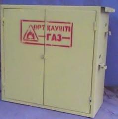 Ящик защитный для газового счетчика, ГРШ