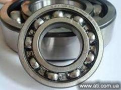Bearings roller radial spherical two-row with