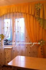 Curtains for rooms in Petropavlovsk