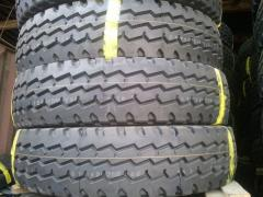 Tires on special equipment of DOUBLESTAR of 12.00