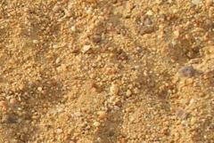 Sand-gravel mix
