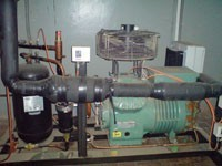 Refrigerating appliances, compressors from Japan