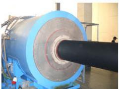 Pipes are polyethylene pressure head