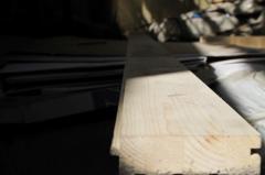 Доска пола из Ангарской сосны 22 мм