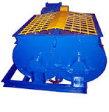 Concrete mixer two-shaft BSP 1300.