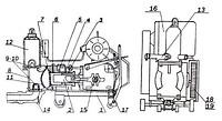 Duplicate parts to rastvoronasosa.