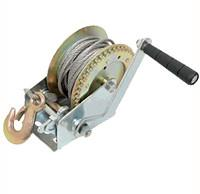 Winch manual drum 1,8tn 10 m.