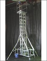 Elevator of telescopic 8 m.