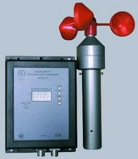 Anemometer of digital ASTs 3.