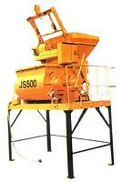 JS 500 concrete mixer