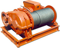 Winch electric LM 2.