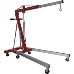 Crane of hydraulic folding 2