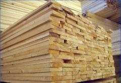 Board, level, lath, dran strong breeds of a tree