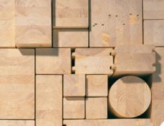 Complete block timber