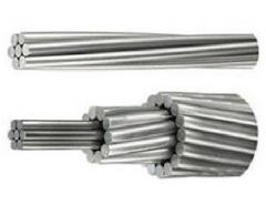 Wires, veins aluminum uninsulated brands A, AC.