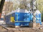 Transportable boiler installations modular