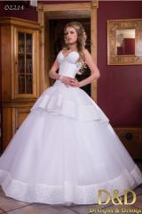 Дизайнерское Свадебное платье от Анны Денегиной и