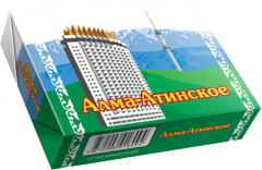 Spread ALMATY vegetable and fatty, 72,5%, 180 g