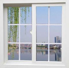 Double-glazed windows are rassechenny