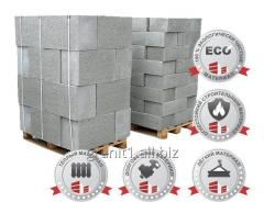 Heatblocks from polysterene concrete