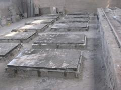 The pallet for production and production of