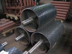 Conveyor drum