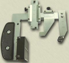 """ЖД шаблоны """"ЧИЗ"""" для контроля и измерения параметров колесных пар тягового подвижного состава"""