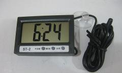 Thermometer (electronic)
