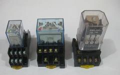 The relay is intermediate