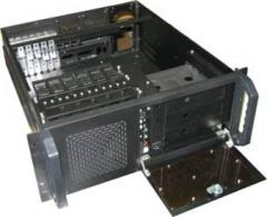 The case server 4U-483 for a rack 19''