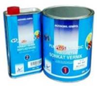 Polyurethane opaque varnish Classic 3+1