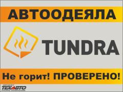 """Autoblankets of """"Tundra"""