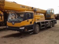 Truck crane 6x4 XCMGQY25K5-I