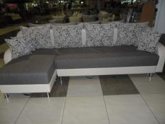"Angular sofa ""Modernist style"