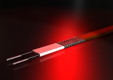 Саморегулирующийся круглый нагревательный кабель