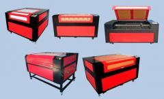 Лазерные станки (граверы) с ЧПУ для