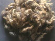Wool astrakhan rough and semi-rough, color/light,
