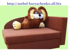 Мягкая детская мебель Диванчик 04 в Астане
