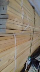 Lath from the Angarsk pine