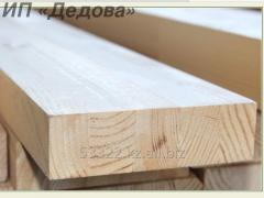 Kleenno a layered board from the Angarsk pine of