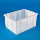 Trays are laboratory stackable