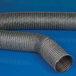 Hoses, sleeves, air ducts for high temperatures