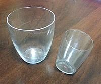 Crucibles are quartz high, 40 ml