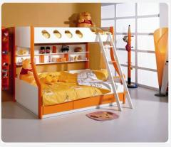 Мебель для детей, Детские комнаты