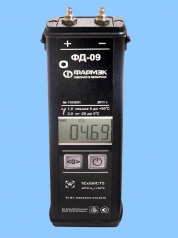 FD-09 gas pressure meter