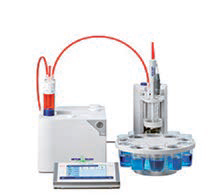 Automatic titrator of the Titration Excellence