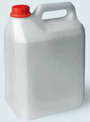Canister of white 5 l