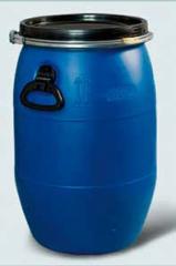 Бочка синяя 65 л